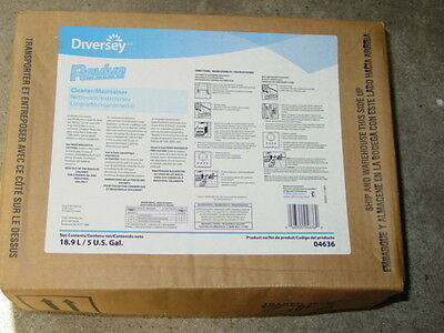 Diversey Revive Commercial Floor Cleaner/Maintainer (04636), 5 Gallon