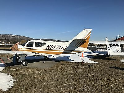 Rockwell Commander 112A 1976 LOW LOW Total TIME (Engine & Airframe)!! NO RESERVE