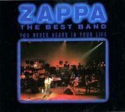Frank Zappa : Best Band You Never Heard CD Incredible Value and Free Shipping!