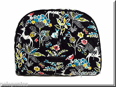 VERA BRADLEY Large Zip Cosmetic - Winter Palace NWT - Dillard's Stores Exclusive