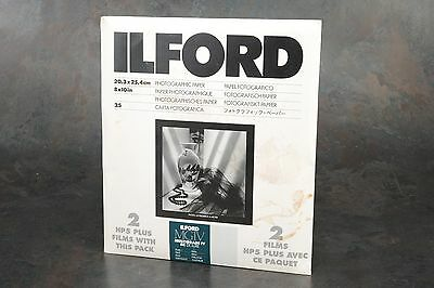 :Ilford MGIV Multigrade IV RC Deluxe 8x10 B&W Photographic Paper - 25 Sheets