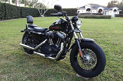 2011 Harley-Davidson Sportster  2011 Harley Davidson Sportster 48 Forty Eight SoftTail MotorCycle Bike XL1200cc