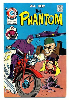 The Phantom #64 (Charlton) VF8.5