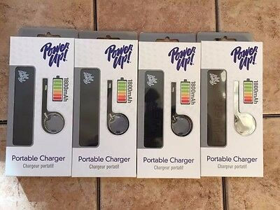 Powerup! Portable Phone Charger 18000mAh Brand NEW!