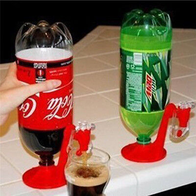 Fizz Saver Soda Dispenser Coke Party Club Drinking Dispense Gadget Water Tool
