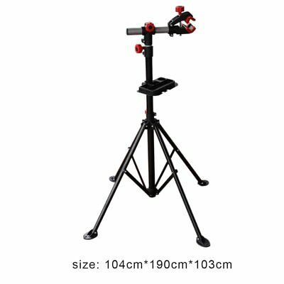 Bike Bicycle Cycle Maintenance Mechanic Repair Folding Work Stand Mountain Tool