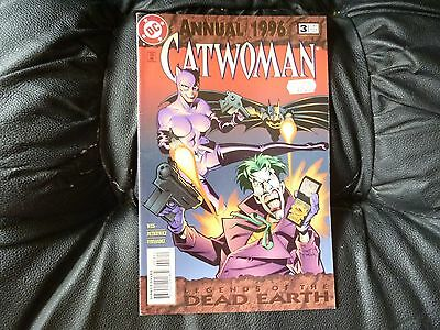 Catwoman annual # 3 nm 1996