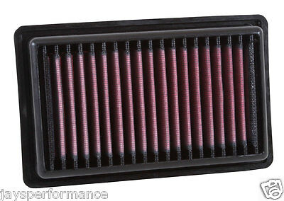 Kn Air Filter (33-3043) Replacement High Flow Filtration