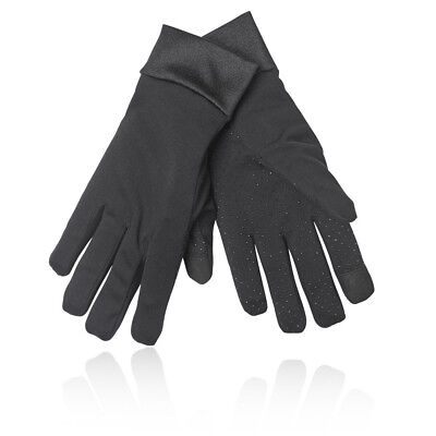 Helly Hansen Hh Touch Liner Unisex Negro Invierno Calentar Exterior Guantes