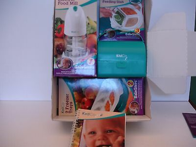 KidCo BabySteps Complete Natural Feeding System - F5000