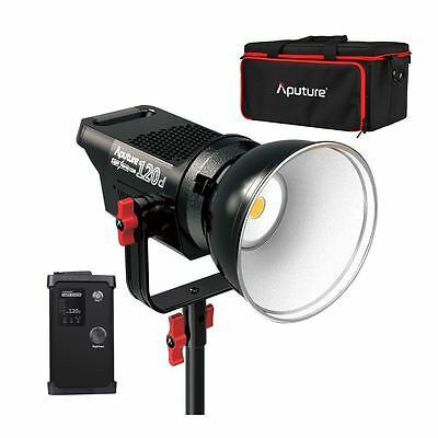 Aputure LS COB 120d 6000K Light Storm CRI97+ LED Video Light V-mount Kit