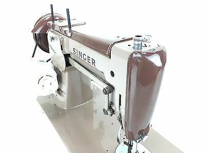 Singer 306K Semi Industrial Heavy Duty Zigzag Straight Sewing Machine