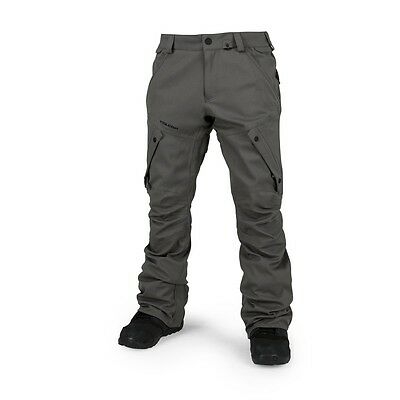 VOLCOM Articulated Pant - pantaloni snowboard - (charcoal)