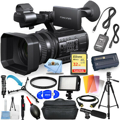 Sony HXR-NX100 Full HD NXCAM Camcorder - PRO BUNDLE BRAND NEW!!