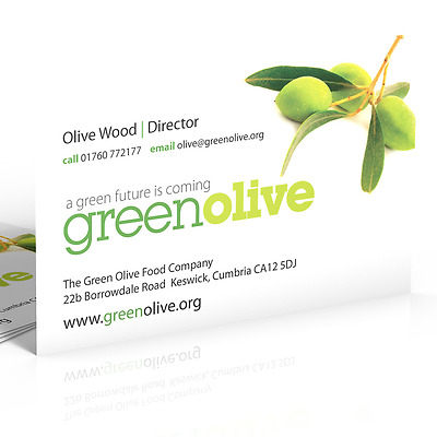 500 Business Cards printed on 450Gm Card, Print 1 side