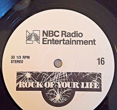 Radio Show:ROCK OF YOUR LIFE #16 MOTOWN: PHIL COLLINS  & #46 MOVIES: DAVID BOWIE