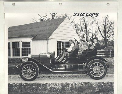 1910 Rambler ORIGINAL Factory Photograph ww6685