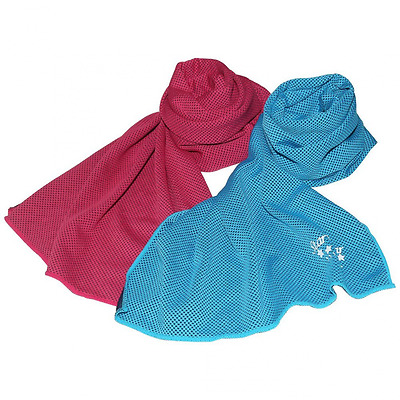 Startostar 2 Pack Instant Cooling Towel for Sports, Fitness, Gym & Golf (40 x 12