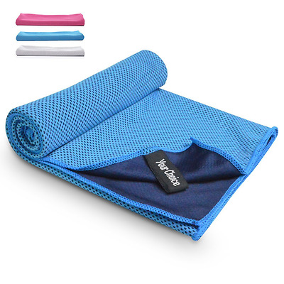 Your Choice Instant Cooling Towel Running Golf Gym Exercise Workout Outdoors Coo