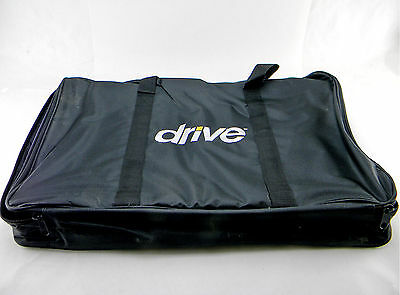 DRIVE MEDICAL STDS1093 Single Fold Portable Wheelchair Scooter Ramp W/Travel Bag