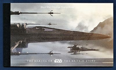 2015 Star Wars Booklet DY15, Panes & Individual Stamps