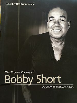 Christie's The Personal Property of Bobby Short New York 2/16/06 Sale 1672.