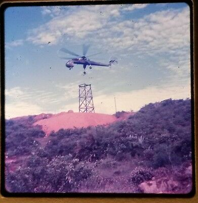 Vietnam Slide - Army GI with 196TH LIGHT INF BRIGADE 23RD INFANTRY DIVISION #7