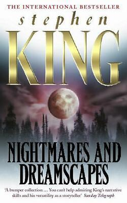 Nightmares and dreamscapes by Stephen King (Paperback)