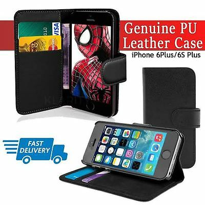 Flip Wallet Leather Case Cover For Apple iPhone6splus  {083