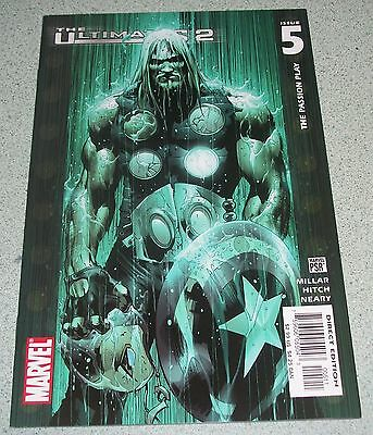 The Ultimates 2 #5 NM (2005) The Avengers Captain America Thor