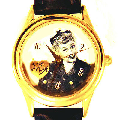 I Love Lucy Fossil Very Rare Unworn Limited Edition Watch XX Of 1,000 Made! $289