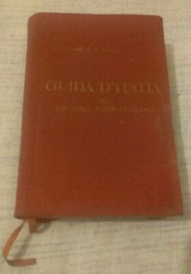 Bertarelli - GUIDA D'ITALIA: POSSEDIMENTI E COLONIE - 1929 - 1° Ed. Touring Club