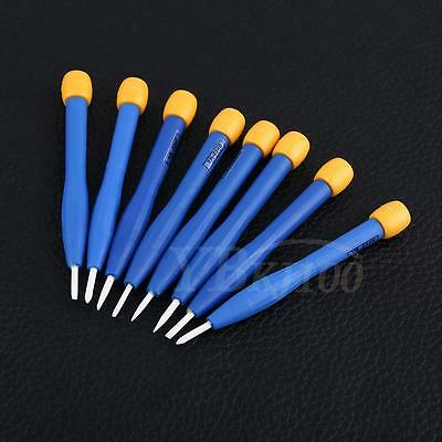 8pcs High-Frenquency Circuit Non-magnetic Ceramic Non-inductive Screwdriver Sets