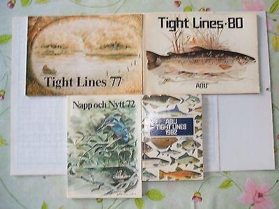 Abu Tight Lines Catalogues