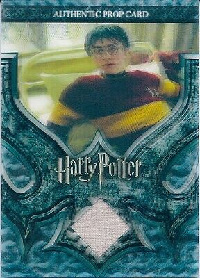 HARRY POTTER World in 3D Prop Card P10 - Harry's Hospital Wing Sheets from POA
