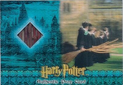 HARRY POTTER World in 3D Prop Card P2 - Broom Bristles from Sorcerer's Stone