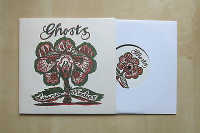 "LAURA MARLING Ghosts UK 7"" in picture sleeve Virgin VS1964 2008"