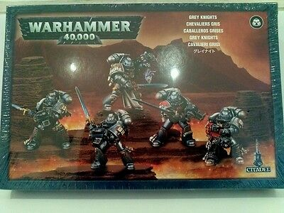 Warhammer 40k grey knights 5011921021635