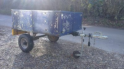 small trailer light weight 4 x 3ft6in