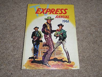 TV Express Annual 1961