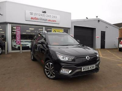 2016 SsangYong Tivoli XLV 1.6D ELX 5dr Auto Style Red Pack  5 door Estate