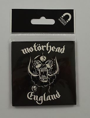 Collectable Motorhead Fridge Magnet - Classic Logo - Officially Licensed NEW