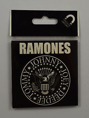 Collectable Ramones Fridge Magnet - Classic Logo - Officially Licensed NEW
