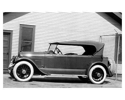 1922 1923 Lincoln ORIGINAL Factory Photo ouc6511