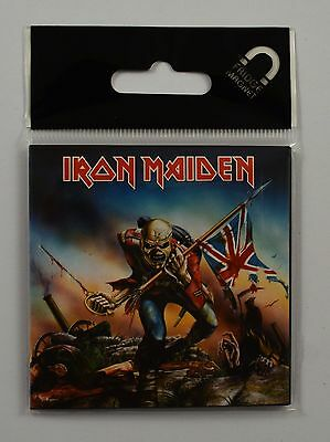Collectable Iron Maiden Fridge Magnet - Classic Logo - Officially Licensed NEW!