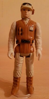 Vintage Star Wars Rebel Soldier Hoth Gear Action Figure