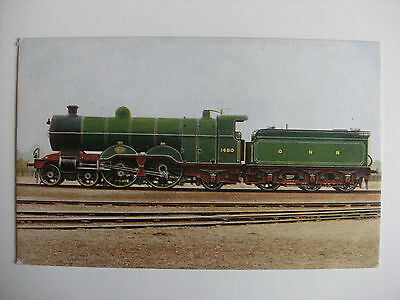 Old Unused Postcard GNR Great Northern Railway Official Locomotive No 1450