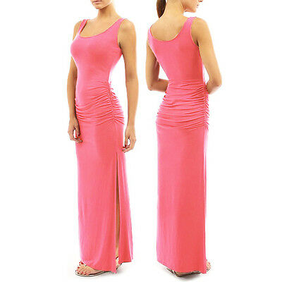 Size S Womens Bridesmaid Formal Evening Cocktail Long Maxi Dress Ball Gown