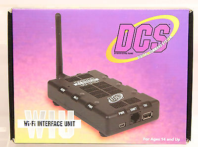 Mth # 50-1034 Dcs Wi-Fi Interface Unit - Boxed