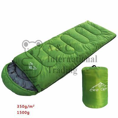 New Camping Warmer Sleep Bag Hiking Sleeping Travel Sack Sheet LoungeFast Lay